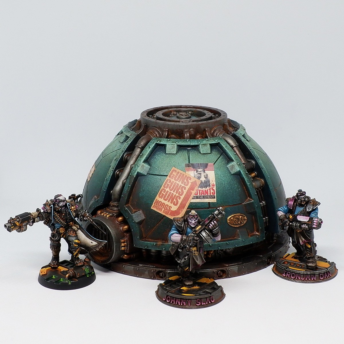 Sector Mechanicus - Green