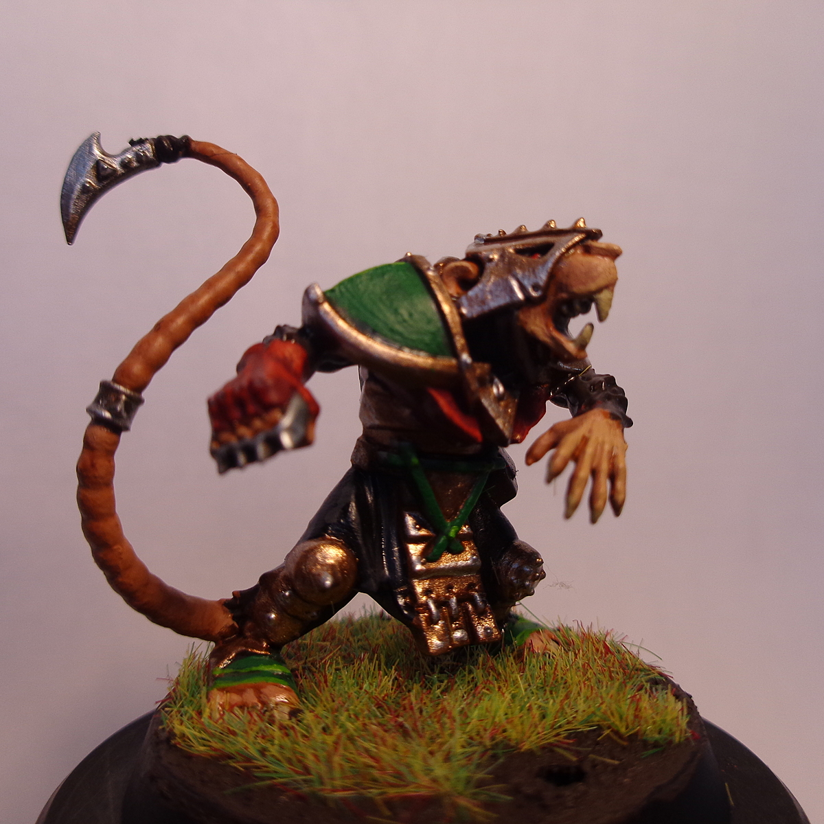 Skaven Bloodbowl Team (The Skaven Eye-Snatchers)